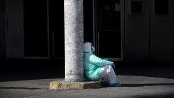 con 812 nuevas muertes, espana ya tiene mas de 7.300 victimas fatales