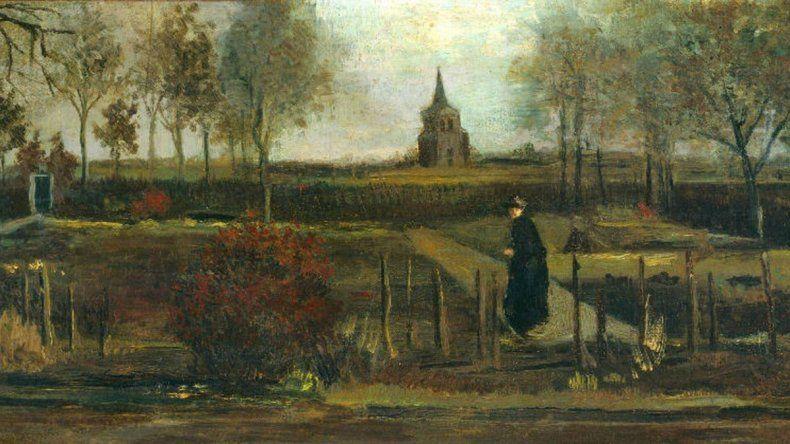 Se robaron un Van Gogh de un museo en la cuarentena