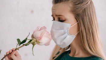 la perdida de olfato, otro posible sintoma del coronavirus