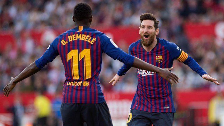 Messi eligió a las 15 promesas que pueden sucederlo y no incluyó argentinos