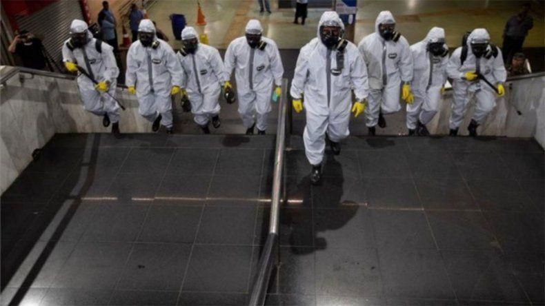 Brasil: más de 5.700 infectados y 201 muertos por coronavirus