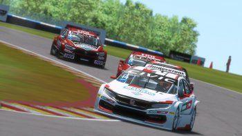 El certamen de Súper TC2000 eSports contará con cuatro fechas y una se correrá en el circuito de Centenario