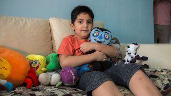 como sobrelleva la cuarentena un chico con autismo