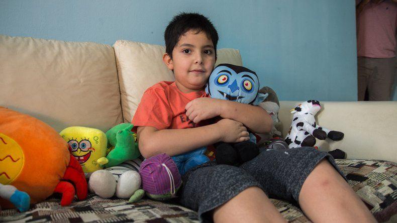 Cómo sobrelleva la cuarentena un chico con autismo
