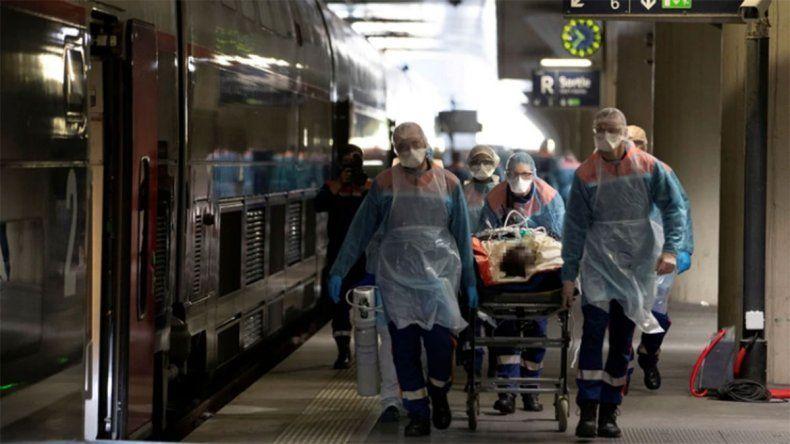 Francia supera los 4.500 muertos y registra 471 fallecidos en las últimas 24 horas