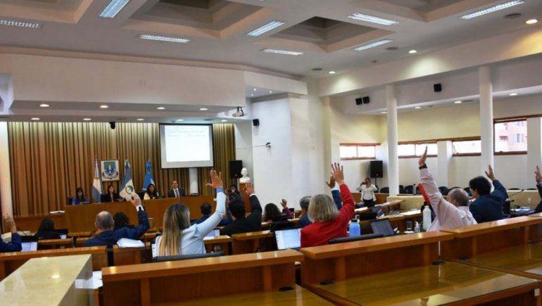 El Concejo aprobó la emergencia en la ciudad