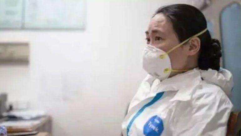 Desapareció la médica china que había descubierto el coronavirus