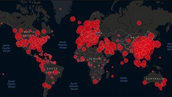 coronavirus: mas de un millon de infectados y 50 mil muertos en el mundo
