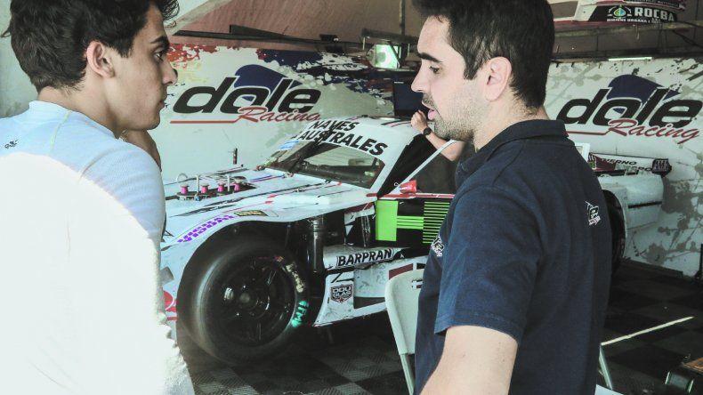 Dani Nefa se bajó del TC Pista por falta de presupuesto