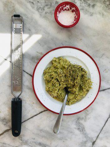 #Yomequedoencasa y cocino: rico y sencillo puré de brócoli