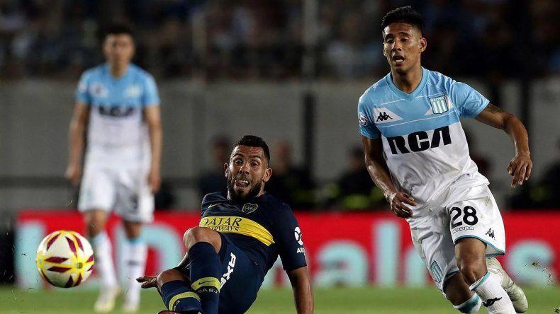 Racing acordó rebaja salarial y Boca confía en convencer a sus jugadores