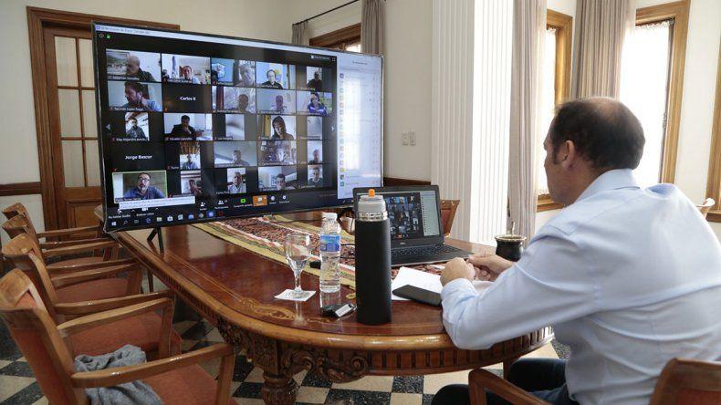 Gutiérrez analizó la situación del sector de la producción