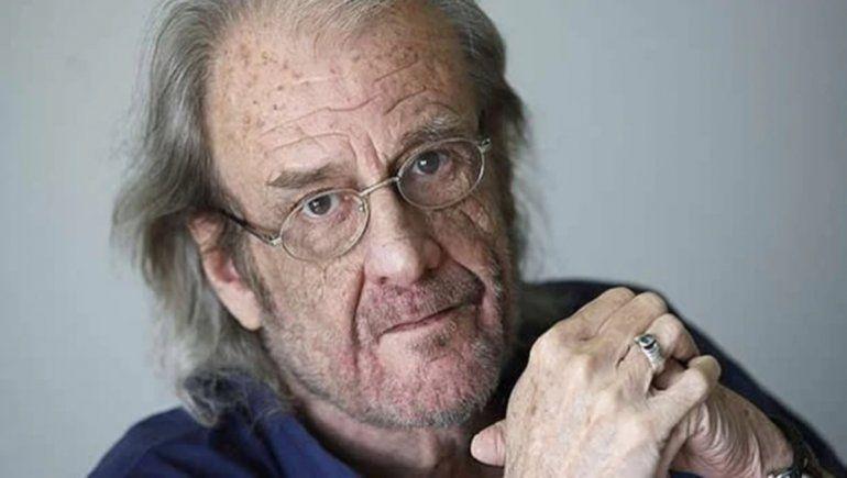 A los 76 años, murió el cantautor español Luis Eduardo Aute