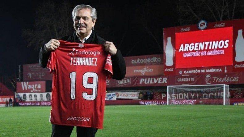 Alberto Fernández: Mayo me parece el peor mes para la vuelta del fútbol
