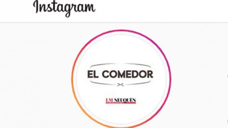 El Comedor estrena su cuenta de Instagram