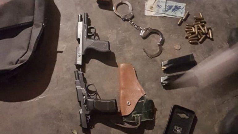 Un asesino y 2 ladrones robaron la carnicería de Centenario