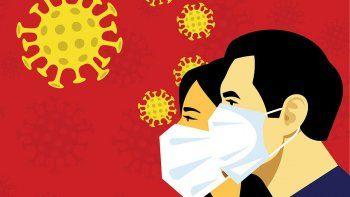 ¿las mascaras caseras de plastico sirven para protegerse?