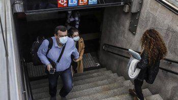 chile: desde manana sera oligatorio usar barbijo