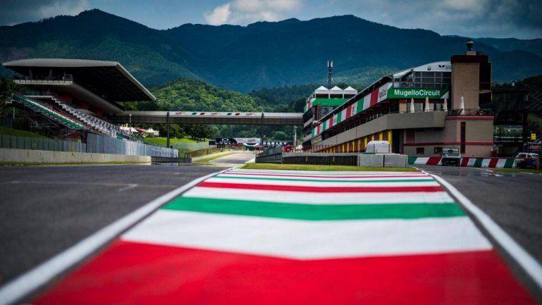 El Moto GP ya tuvo que alterar ocho fechas de la temporada 2020