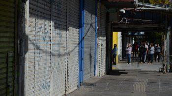 el fantasma del desempleo es realidad en comercios