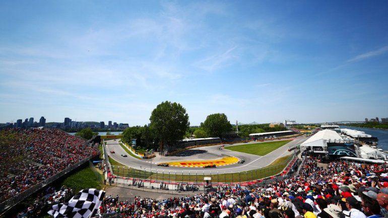 Canadá es la novena fecha que la Formula 1 tiene que postergar por el COVID-19
