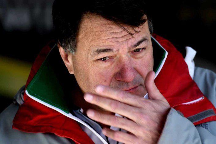 Alberto Canapino tocó temas como la falta de carreras
