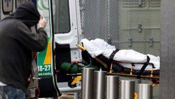 nueva york suma otro record con 779 muertos y ya son mas de 6.000