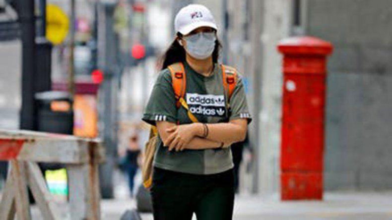 Reino Unido registró un nuevo récord: 938 muertes en un día