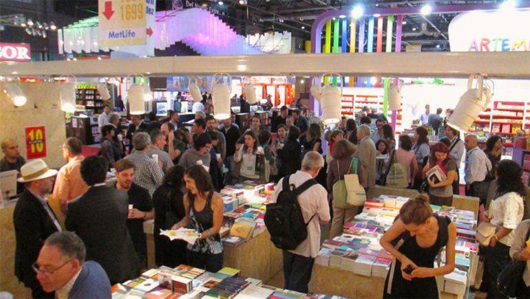 La Feria del Libro subió su archivo audiovisual con más de 600 videos