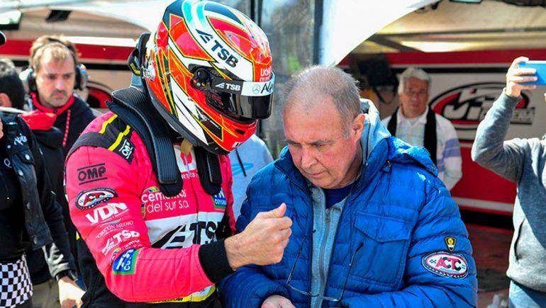 Garófalo, el ex motorista de Urcera en el TC, rompió el silencio