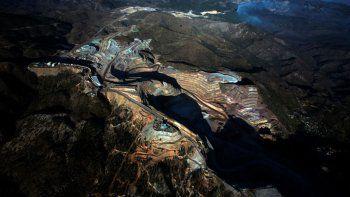 robaron una mina de oro en mexico y huyo en una avioneta