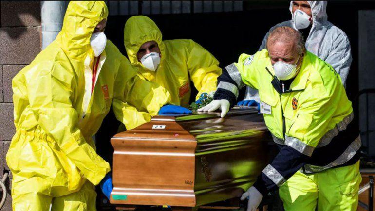 Italia supera los 140.000 contagios y los 18.000 muertos tras un nuevo repunte