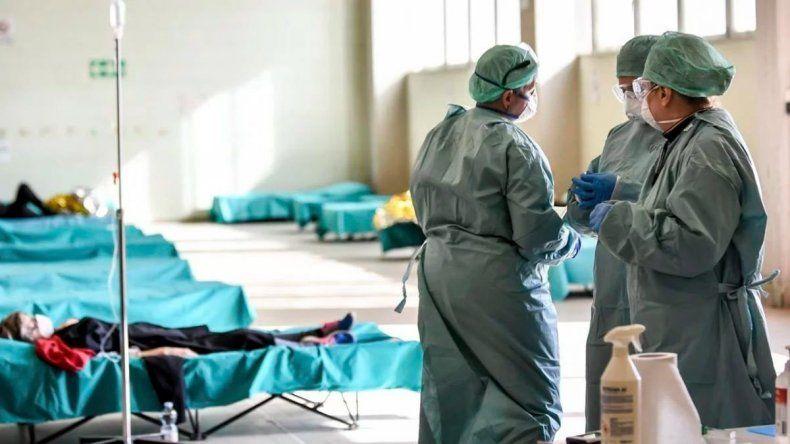 Ya son 100 los médicos fallecidos en Italia por el coronavirus