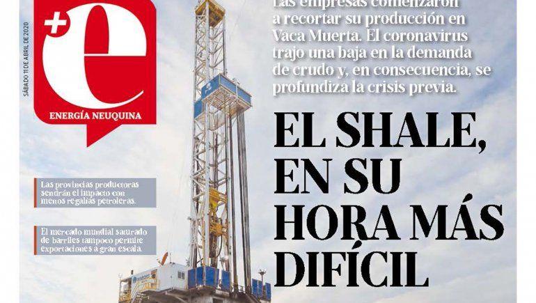 El shale, en su hora más difícil