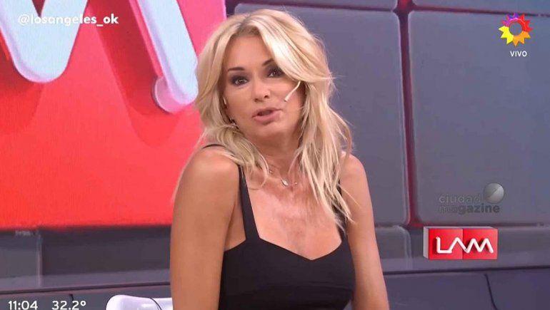 El exabrupto de Yanina Latorre que descubrió Bendita TV