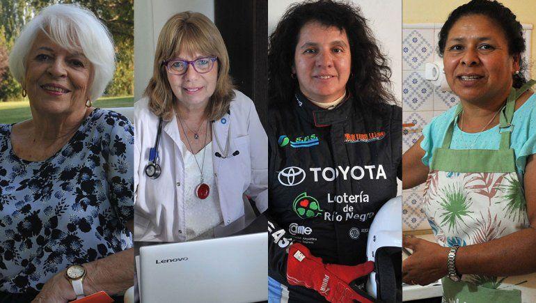 Distinguen a ocho mujeres destacadas de la sociedad neuquina