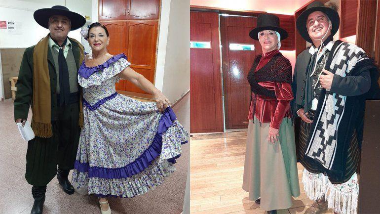 Comparten clases de folklore a través de las redes para pasar la cuarentena