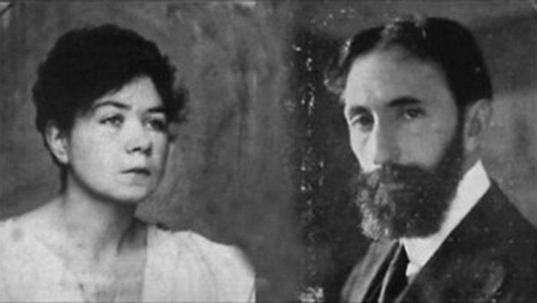 La historia de amor entre Horacio Quiroga y Alfosina Storni es una de las que repasa el autor en el libro.