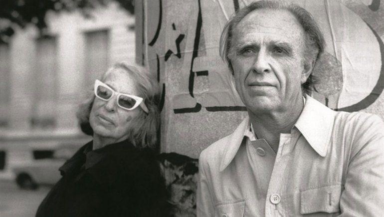 Adolfo Bioy Casares y Silvina Ocampo.