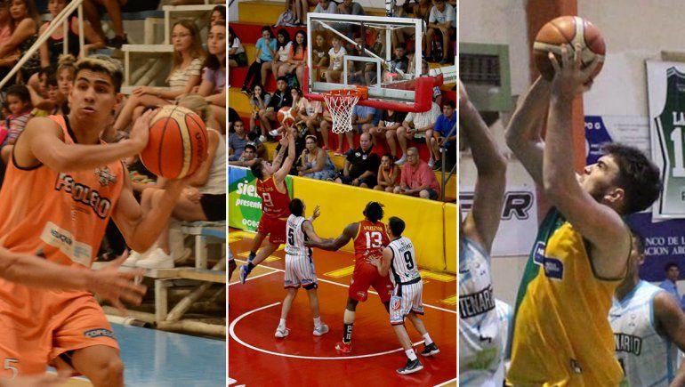 Fin para las temporadas de la Liga Argentina y el Torneo Federal de básquet