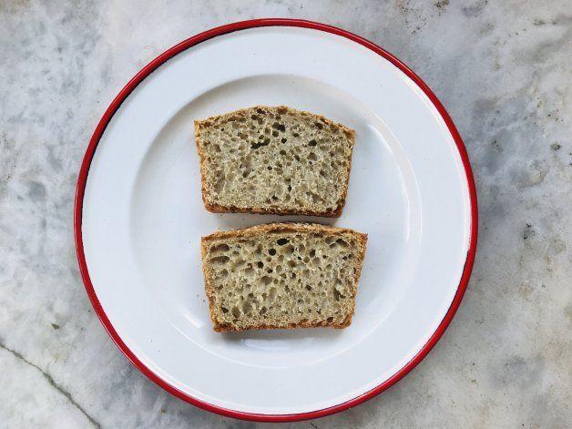 #Yomequedoencasa: receta de pan integral sin amasado
