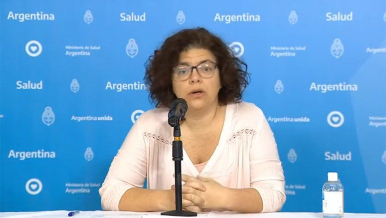 Argentina sumó 58 muertes y se acerca a las 12 mil víctimas