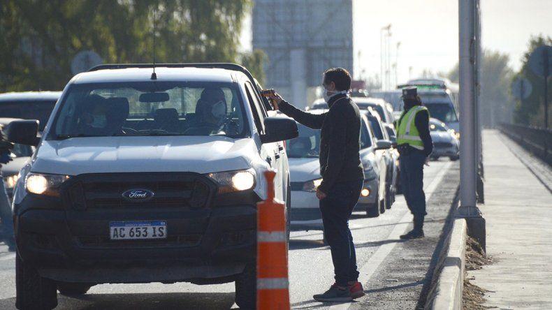 Gutiérrez: Habilitaremos el paso interprovincial por el dique Ballester