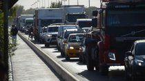 extienden restriccion en los puentes hasta el 17 de julio
