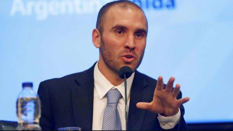 Martín Guzmán dijo estar decepcionado con los bonistas