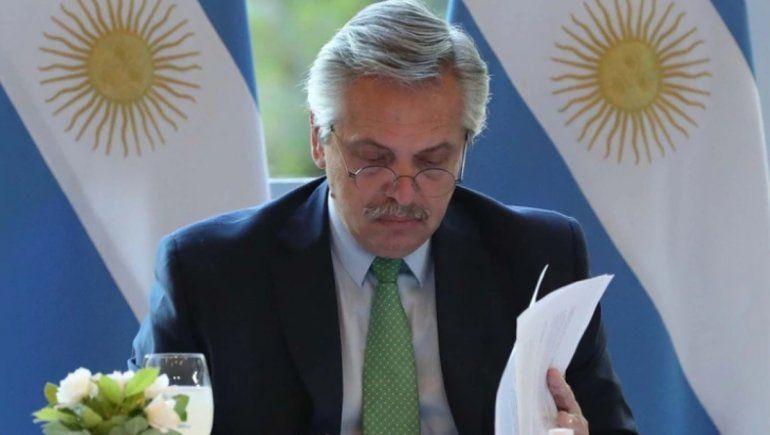 Alberto Fernández evalúa extender la cuarentena hasta el 10 de mayo
