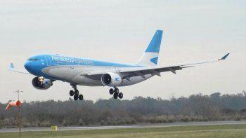 aerolineas propone retomar los vuelos con base en cordoba