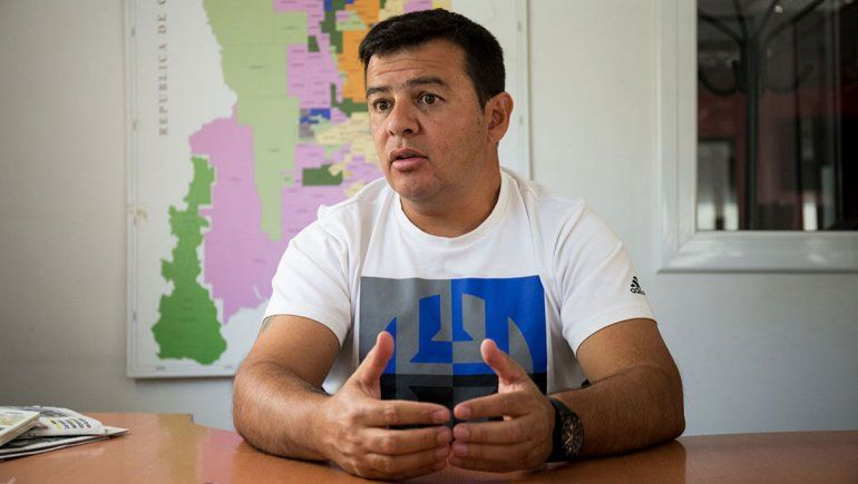 Santiago Morán anunció el asueto en Neuquén.