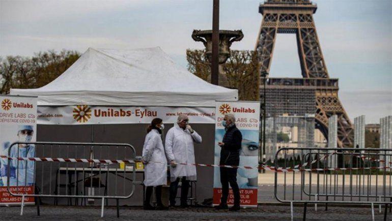 Francia estudia un plan de abandono de la cuarentena