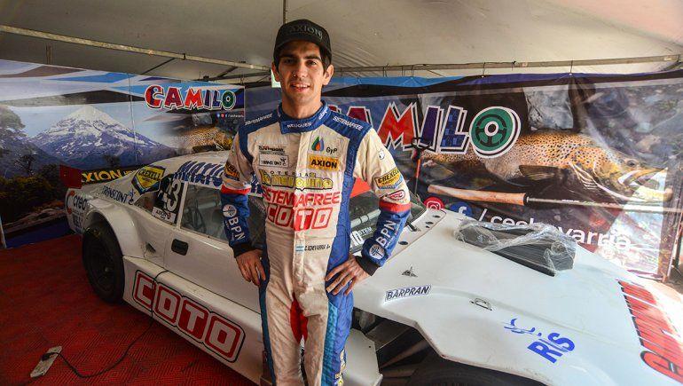 Se busca piloto para el auto de Camilo y ya hay candidatos